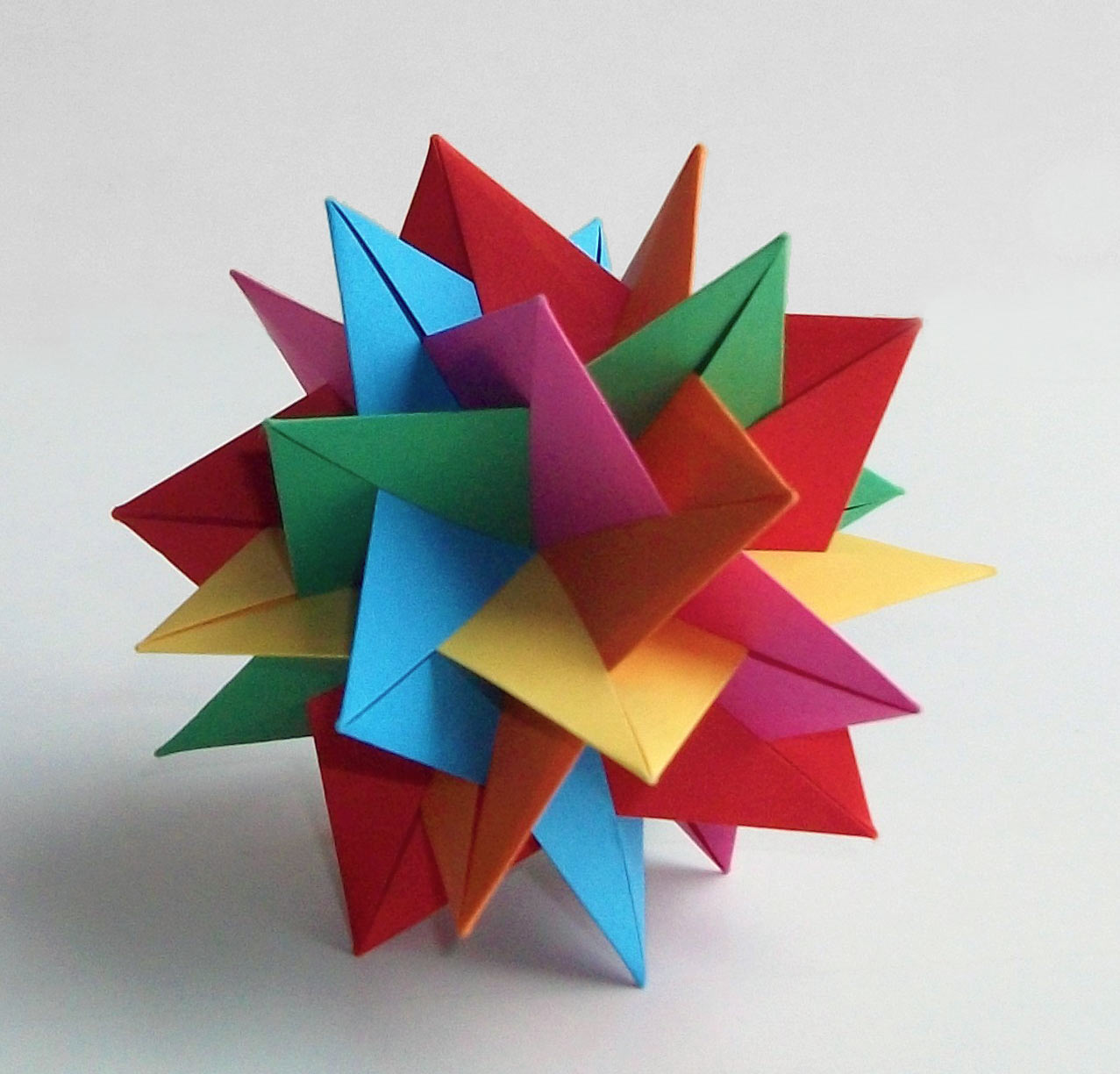 origami by children diagrams